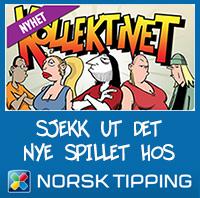 Spill Kollektivet hos Norsk Tipping